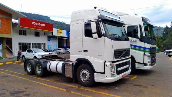 Volvo Fh 460 6x2 (renovação De Frota) 2014, 2017