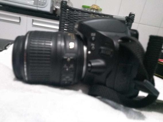 Camera Fotográfica Nikon D5100