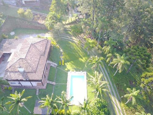 Chácara Com 6 Dormitórios À Venda, 8000 M² Por R$ 1.100.000 - Jardim Dos Lagos - Franco Da Rocha/sp - Ch0018