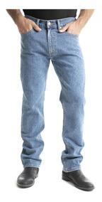 Pantalón Denizen® Hombre Azul Regular Flex Medium Stonewash