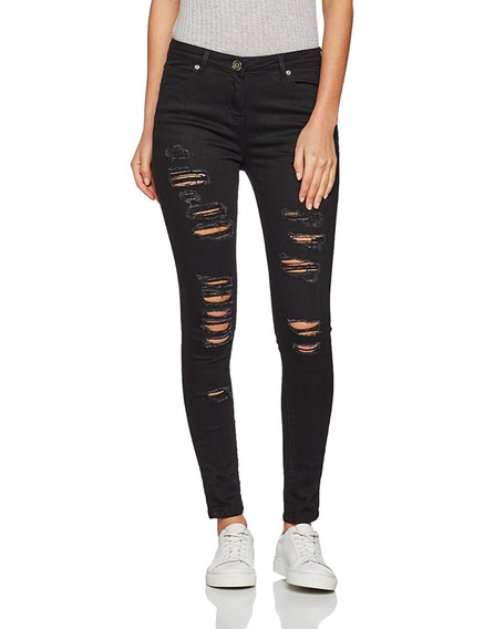 Jean Femenino Quiz Clothing Talla 6