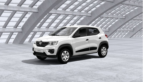 Renault Kwid Zen 1.0 0 Km