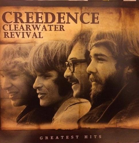 Imagen 1 de 1 de Creedence Clearwater Revival Greatest Hits Vinilo Original
