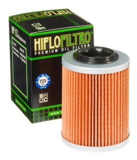 Filtro De Óleo Hiflo Hf152 Quadriciclo Can Am Outlander 400