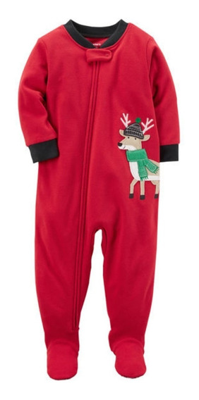 Mameluco Pijama De Reno Carter