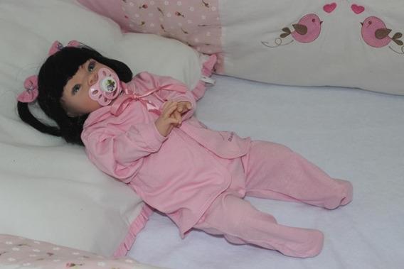 Roupa Para Bebê Reborn Bebê Realista Pagão Recém Nascido