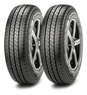 Kit X2 Pirelli 225/70 R15 Chrono Carga Neumen Cuotas