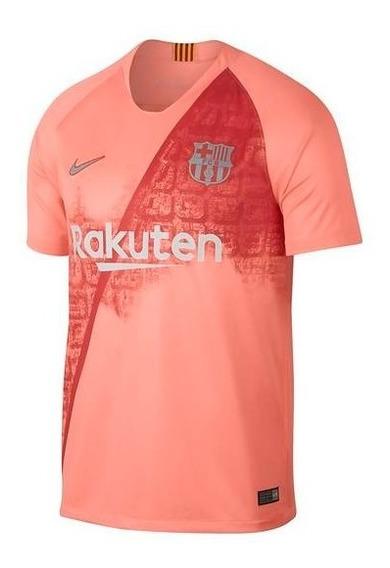 Camisa Nike Barcelona Iii 2018-2019