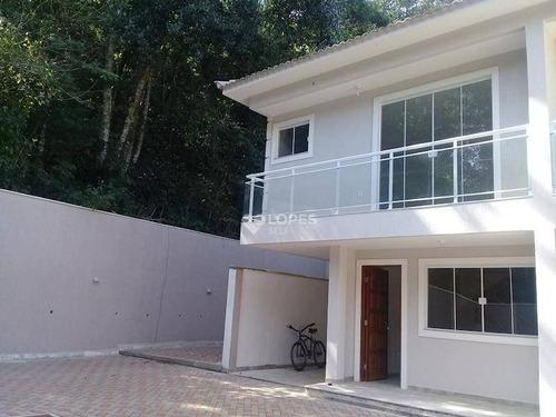 Imagem 1 de 12 de Casa Com 3 Dormitórios À Venda, 105 M² Por R$ 350.000,00 - Engenho Do Mato - Niterói/rj - Ca12129