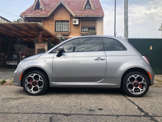 Fiat 500 Sport 2016 Serie4