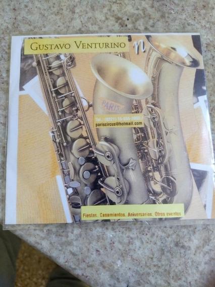Lote X 4 Cd Jazz Saxofon En Vivo Ambiente Piano Y Clasica
