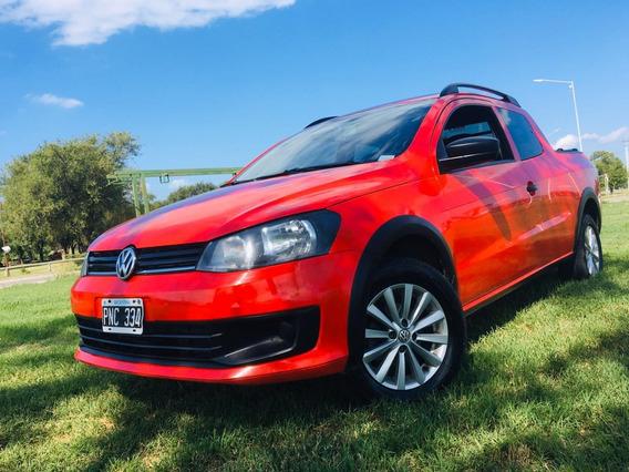 Volkswagen Saveiro Cabina Doble 2016