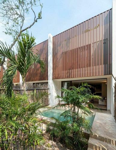 Imagen 1 de 7 de Venta De Town House En Tulum, Quintana Roo