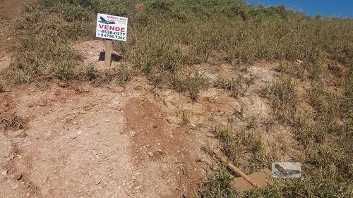 Terreno A Venda No Bairro Núcleo Residencial Porto Seguro - Te6755-1