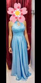 a530af952 Vestido Longo De Festa Vermelho Numero 38 Usado Uma Vez - Vestidos ...