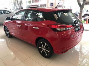 Toyota Yaris S 5p Automatico 0km Conc Prana