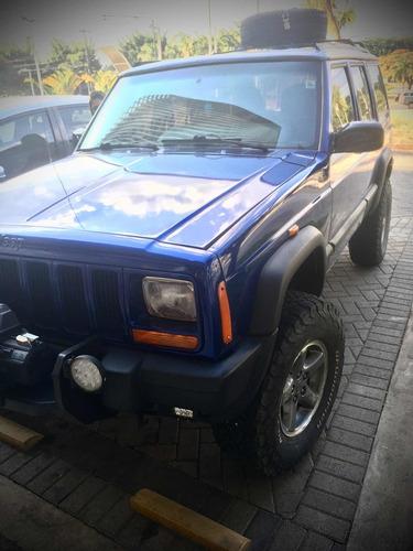 Imagem 1 de 15 de Jeep Cherokee 1998 4.0 Sport Aut. 5p