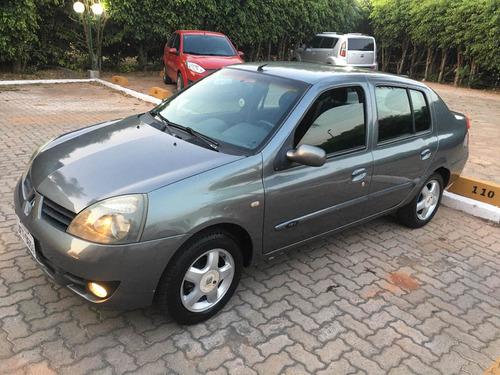 Imagem 1 de 8 de Renault Clio Sedan 2007 1.0 16v Privilège Hi-flex 4p