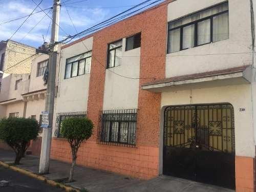 Casa En Venta Colonia Guadalupe Victoria, Alcaldía Gustavo A Madero.