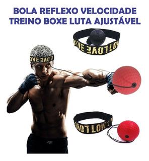 3 Und Bola Reflexo Velocidade Para Treino Boxe Luta