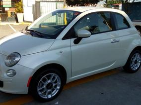 Fiat 500 1.4 Cult Flex 2012 Top Novissimo