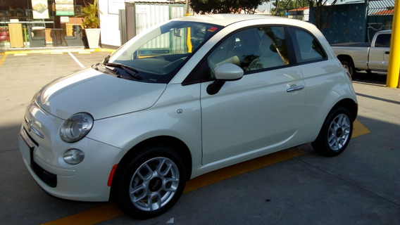 Fiat 500 1.4 Cult 2012 8000 Entr + 799,00