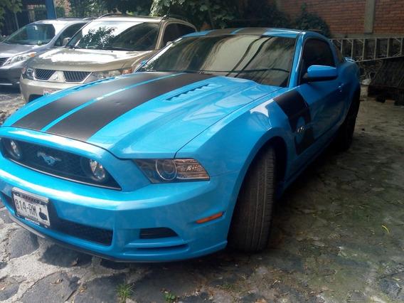 Ford Mustang Gt Asientos De Piel