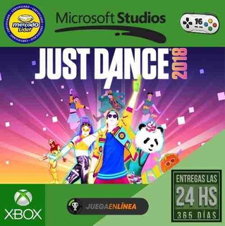 Just Dance 2018 Xbox One Modo Local