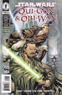 Star Wars Qui-gon & Obi-wan: Last Stand On Ord Mantell (3/3)