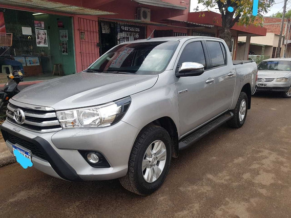 Toyota Hilux 2.8 Cd Srv 177cv 4x2 At 2018