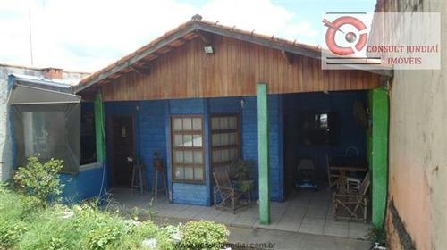 Imagem 1 de 16 de Casas Comerciais À Venda  Em Jundiaí/sp - Compre O Seu Casas Comerciais Aqui! - 1356584