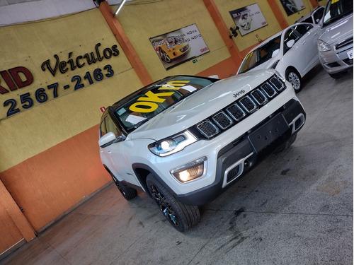 Jeep Compass 2021 2.0 Limited 4x4 Aut. 5p