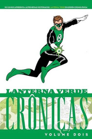 Lanterna Verde Crônicas N° 2