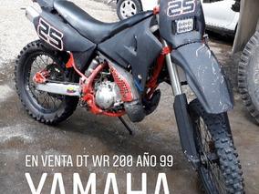 Yamaha Dt Wr 209