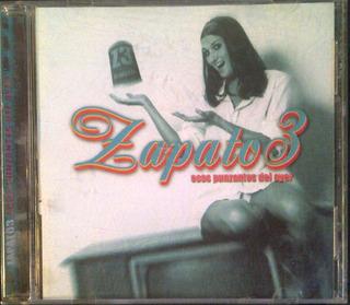 Cd - Zapato 3 - Ecos Punzante Del Ayer - Original