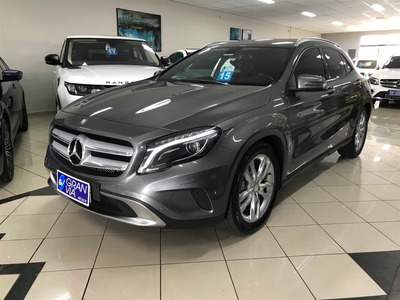 Mercedes-benz Gla 200 1.6 Cgi Advance 16v Turbo Gasolina 4p