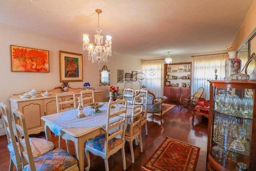 Casa Com 5 Dormitórios À Venda, 231 M² Por R$ 580.000,00 - Champagnat - Londrina/pr - Ca0135