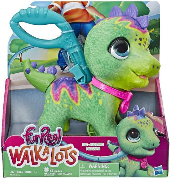 Furreal Walkalots Dino Interactivo