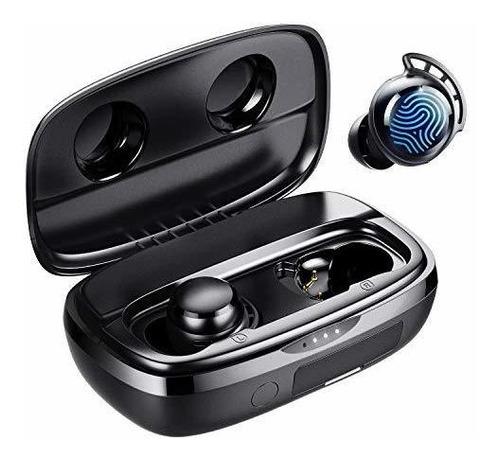 Auriculares Inalámbricos, Tribit 100h Playtime Bluetooth 5.0