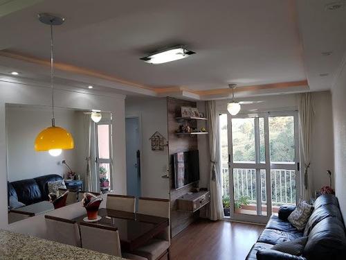 Imagem 1 de 23 de Apartamento 2 Dormitórios Para Venda No Tremembé Com Planejados - Ap0355