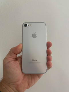 iPhone 7 128g De Vitrine Impecável Com Acessórios De Brinde