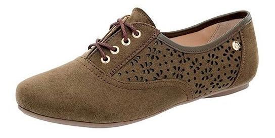 Zapato Para Mujer Casual Marca Etnia 7254 Olivo P19a