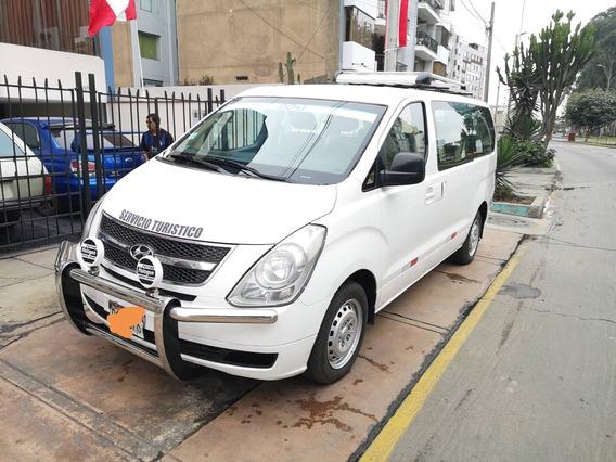 Vendo Hyundai H1 Diesel Gls 2013