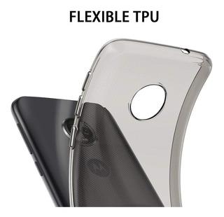 Funda Tpu Ultra Slim Moto G5 G5s G6 Plus Play Transparente