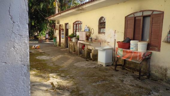 Ótima Chácara Assobradada, Em Itanhaém Jd São Fernando.