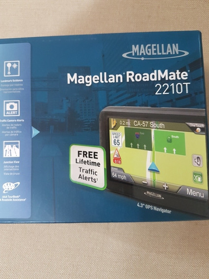 Gps Magellan 2210t