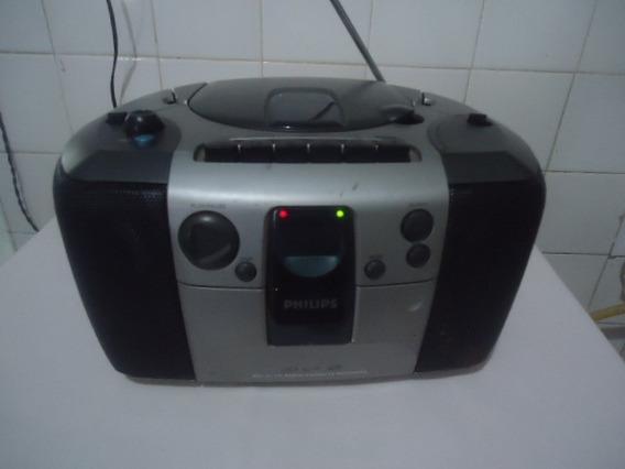 Micro System Philips -az 1101/01 - Leia Todo O Anúncio