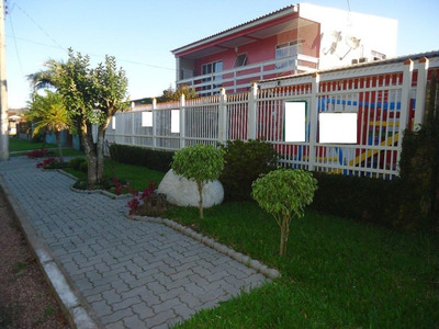 Sobrado Residencial À Venda, Parque Trinta E Cinco, Guaíba. - So0101