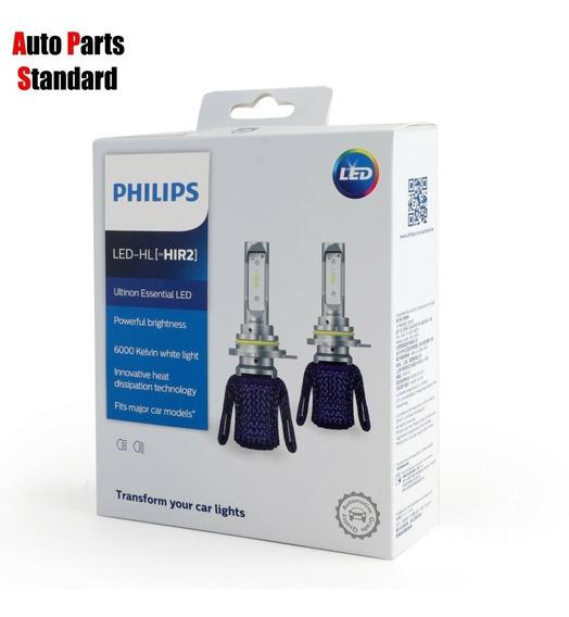 Kit Super Led H4 6000k Philips 40w 12v 24v 11342uex2