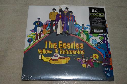 The Beatles Yellow Submarine Vinilo Rock Activity